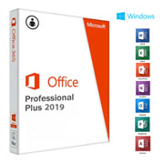 Microsoft Office 2019 Professional Plus Key