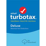 Intuit TurboTax Deluxe 2016 Product Key